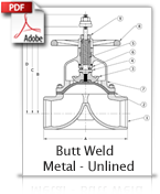 Download Metal Butt Weld PDF